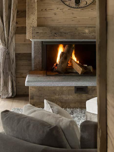 Теплый дом в горах